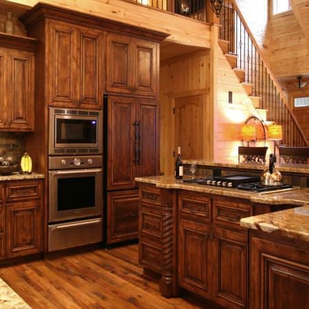 warming drawer,cabinet covered refrigerator,decorative detail,alder wood