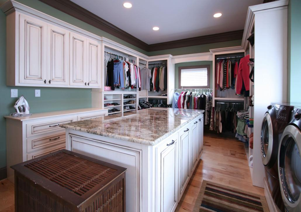 laundry room,custom closet,folding area,ideas