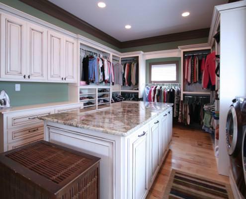 laundry room,custom closet,folding area,ideas