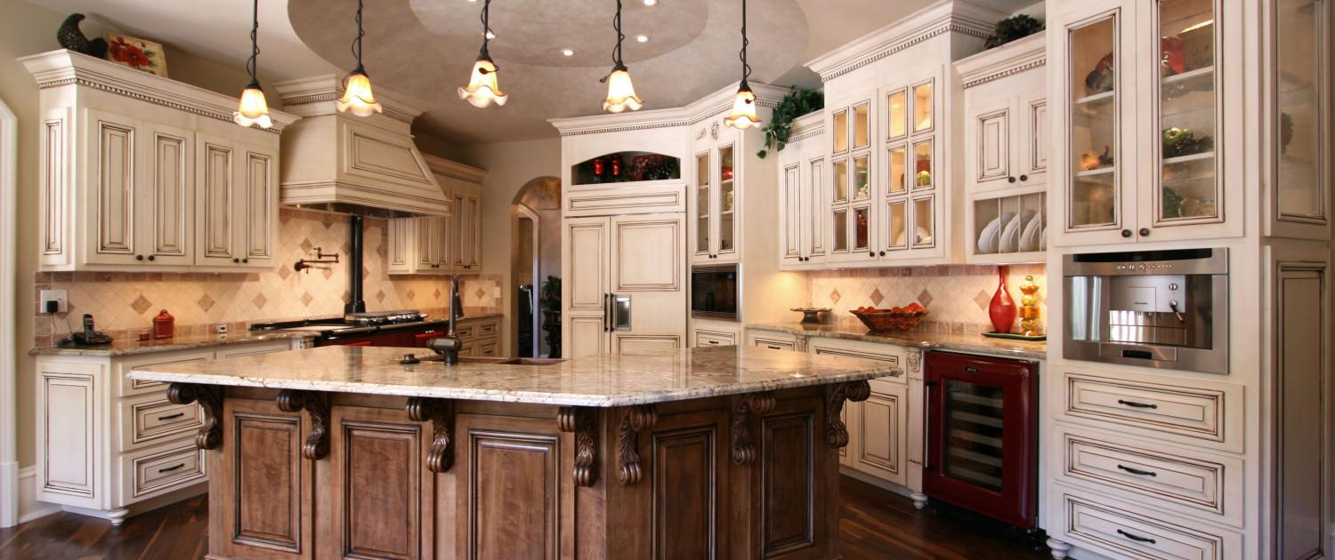 Custom Cabinets for Catawba County, NC | Walker Woodworking