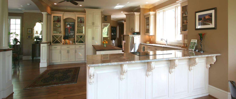 wood flooring, custom cabinets, kitchen ideas, decorative, corbels