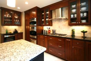 modern cabinetry, stainless hood,contemporary kitchen ideas,warming drawer,granite