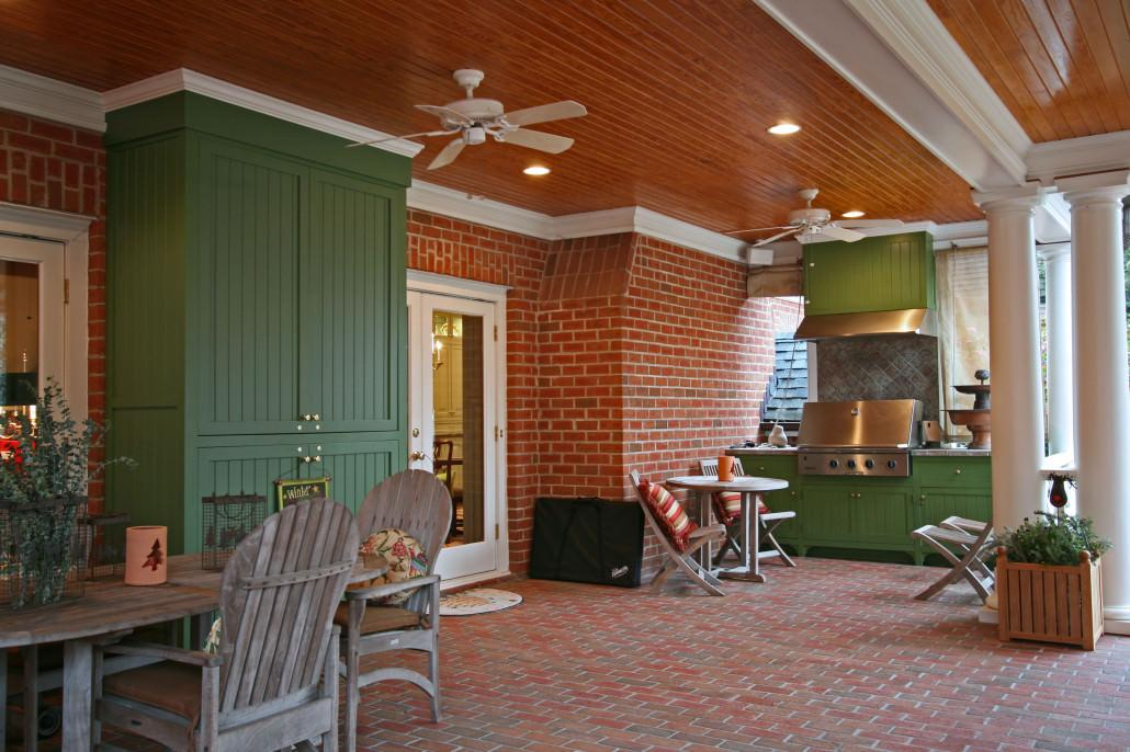 speciality area,outdoor cabinets,outdoor grilling area,custom storage