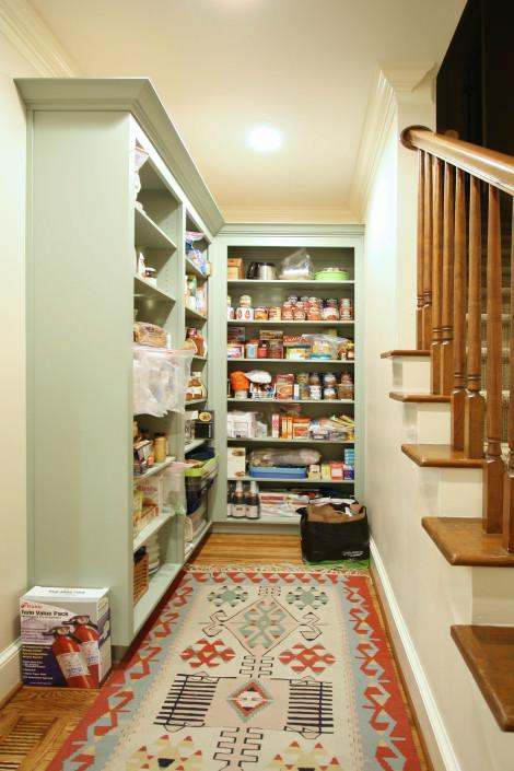 pantry,speciality area,closets,storage cabinets,painted cabinets,ideas