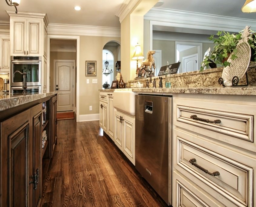 custom cabinets kitchen design ideas