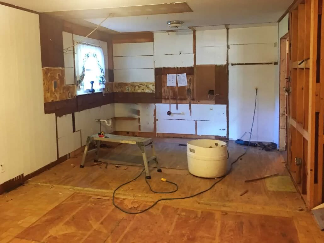 Kitchen-tear-out