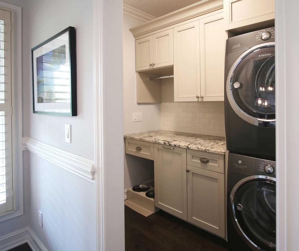 laundry room cabinetswalker woodworking