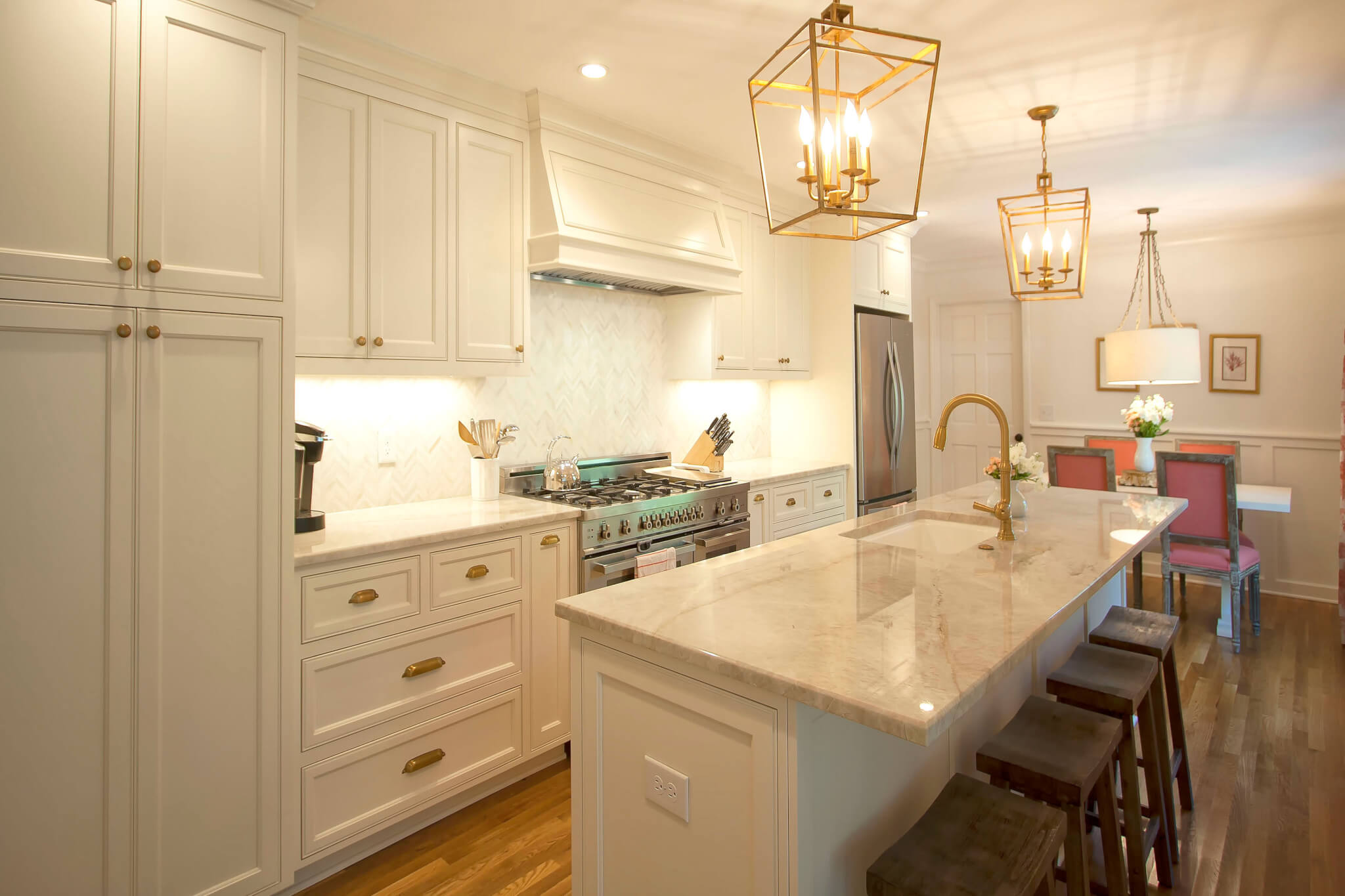 Custom Cabinetry Shelby & Charlotte NC | Premium Cabinet Makers