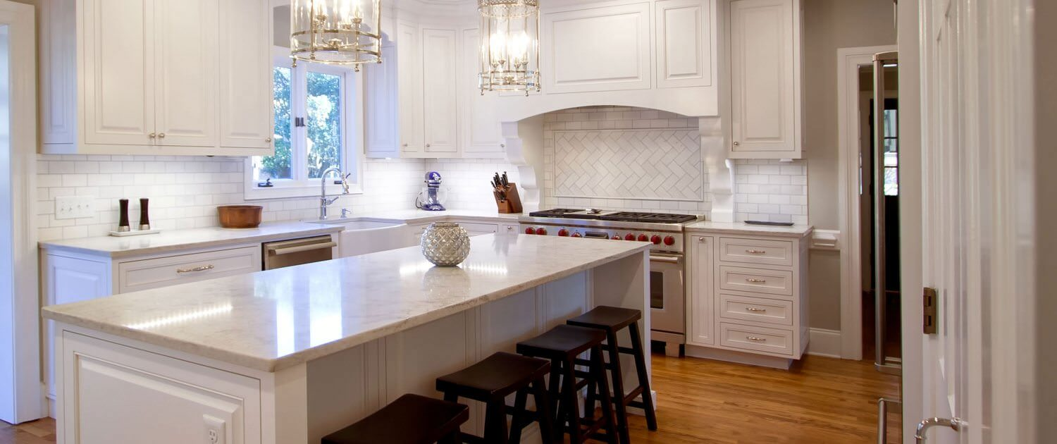 Kitchen Remodel Transitional Project 15 Walker Woodworking
