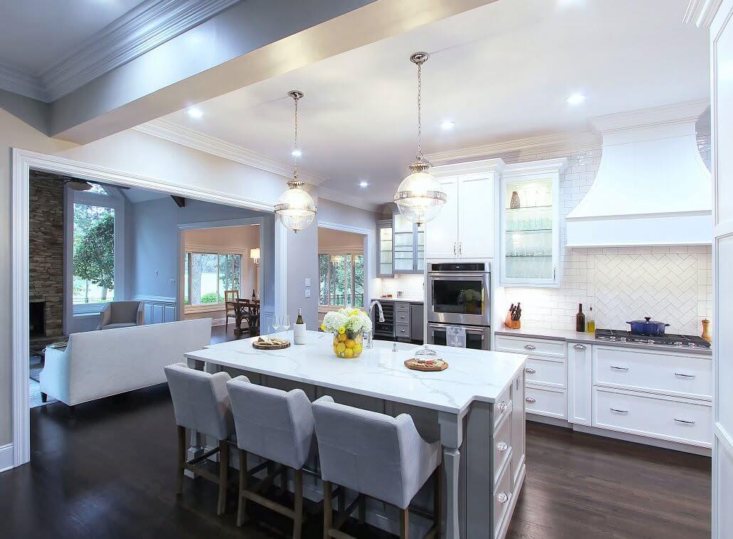 Stylish Kitchen Remodel | Walker Woodworking