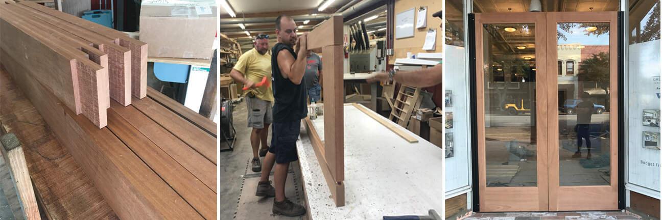 Greenbrook Design Center | Walker Woodworking