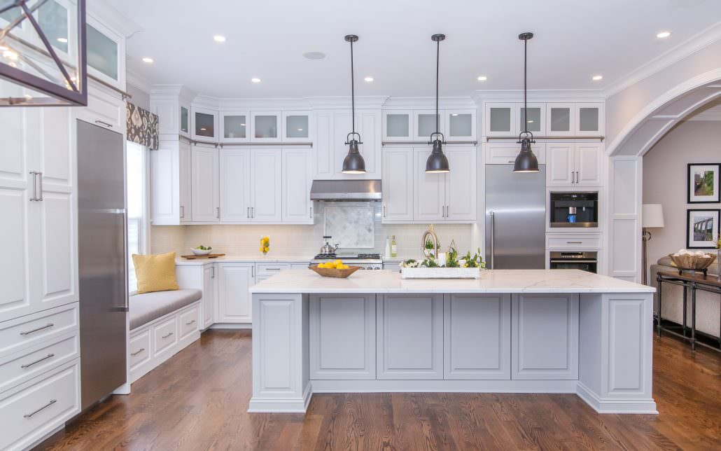 Different Types Of Kitchen Cabinets
