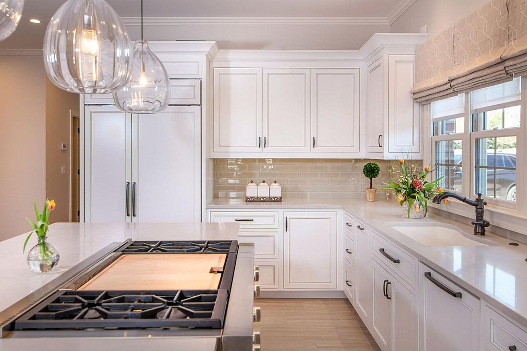 3 Popular Kitchen Cabinet Colors Walker Woodworking